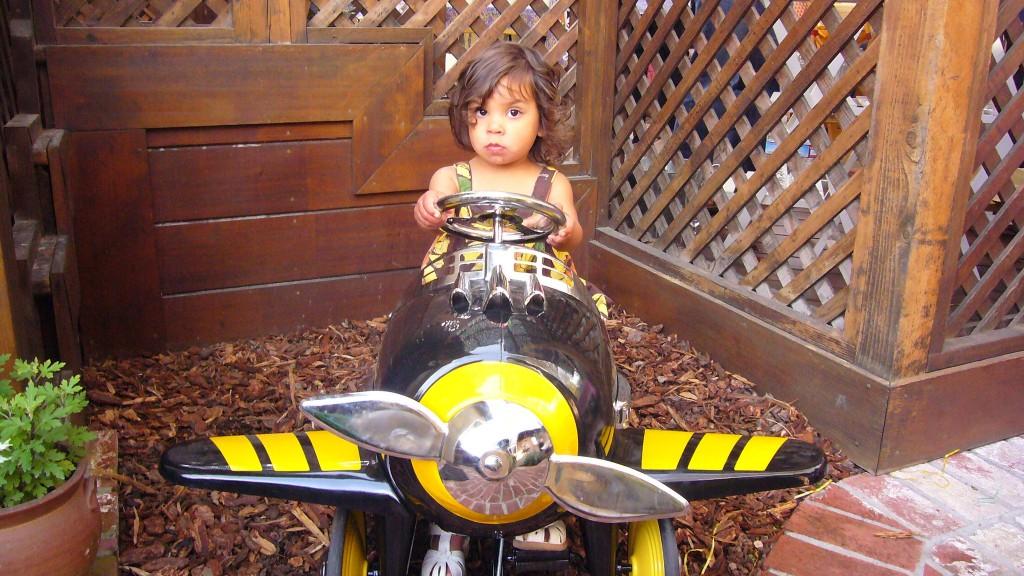 Baby Jet Girl